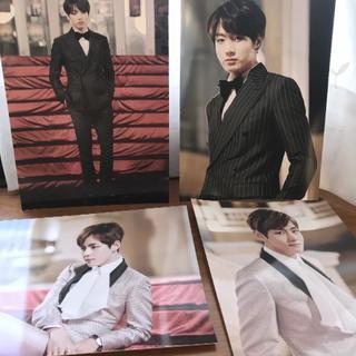 BTS バンタン マンネライン ジョングク テテ V  写真 ポストカード(アイドルグッズ)