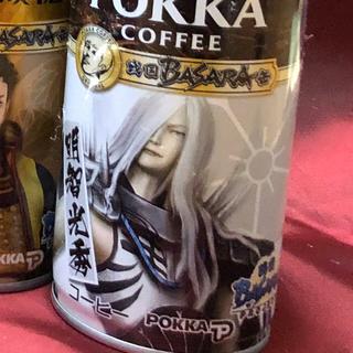 カプコン(CAPCOM)の【お取引中】戦国BASARA コーヒー缶+チャーム(その他)