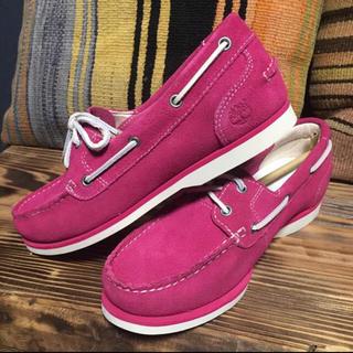ティンバーランド(Timberland)のティンバーランド フラットシューズ 24㎝(ローファー/革靴)