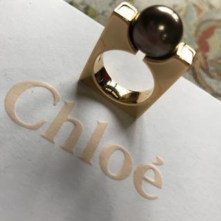 クロエ(Chloe)のChloe クロエ darceyリング(リング(指輪))
