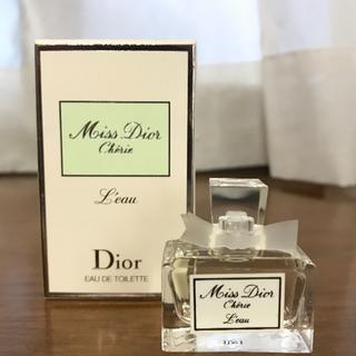 ディオール(Dior)の【うさぎモモさん専用】Dior 香水 miss Dior Cherie (香水(女性用))