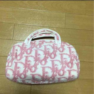 クリスチャンディオール(Christian Dior)の値下げ☆ディオール ミニトート(トートバッグ)