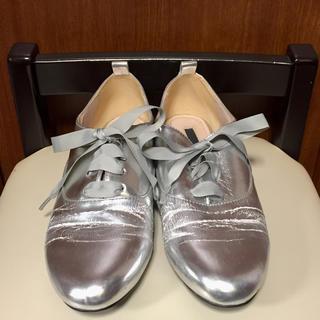アンタイトル(UNTITLED)のオックスフォードシューズ(ローファー/革靴)