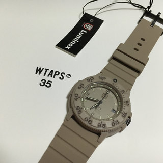 ダブルタップス(W)taps)のゲリラ値引き 50000円→40000円 WTAPS × LUMINOX (腕時計(アナログ))