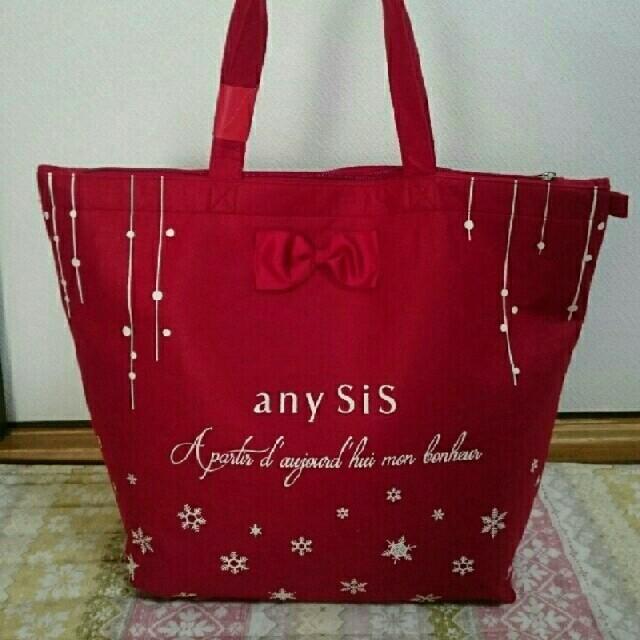 anySiS(エニィスィス)のエニィスィス 福袋 2018年 バッグ レディースのバッグ(トートバッグ)の商品写真