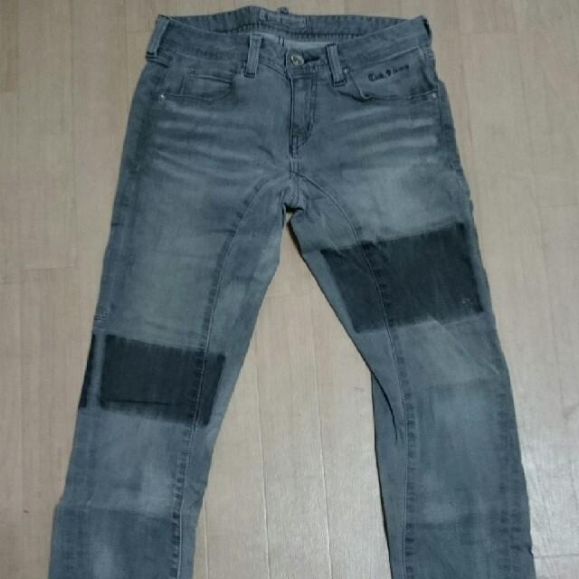 cookjeans ストレッチ入りブラックデニム メンズのパンツ(デニム/ジーンズ)の商品写真