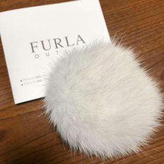 フルラ(Furla)のFURLA ファーチャーム (キーホルダー)