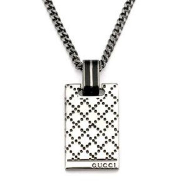 #GUCCI ネックレス 売れ筋 メンズのファッション小物(その他)の商品写真