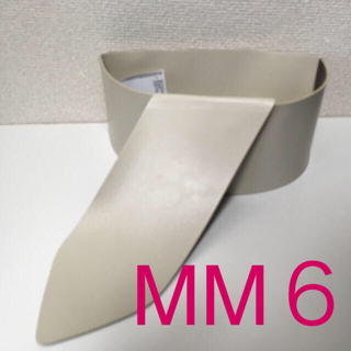 マルタンマルジェラ(Maison Martin Margiela)のMM6 ベルト 正規品 マルジェラ メゾン サッシュベルト ウエストマーク(ベルト)