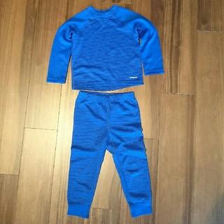 パタゴニア(patagonia)の【値下】patagonia kids underwear top&bottom (下着)