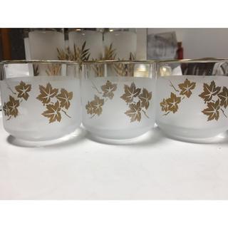 トウヨウササキガラス(東洋佐々木ガラス)のグラス3点(グラス/カップ)
