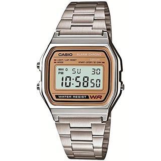★大幅値下げ!★新品 CASIO 腕時計 ゴールド文字板 正規品(腕時計(デジタル))
