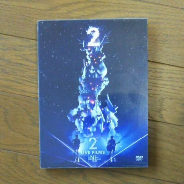 ゆず LIVE DVD 2-NI-の通販 by m...