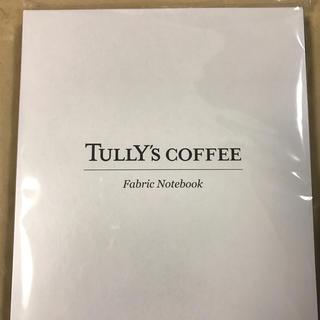 タリーズコーヒー(TULLY'S COFFEE)のタリーズ 福袋 2018 ノート(ノベルティグッズ)