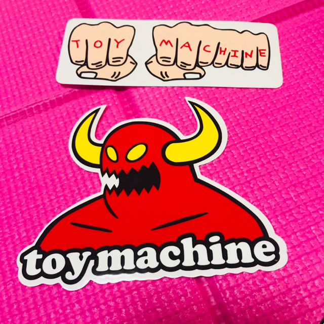 VANS(ヴァンズ)のステッカー vans toymachine その他のその他(その他)の商品写真