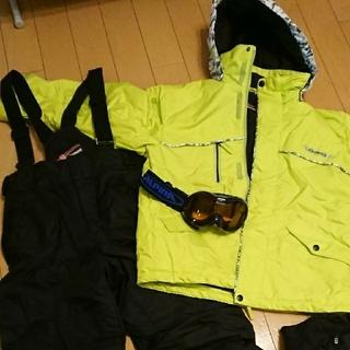 キスマーク(kissmark)のスキーウェア一式130~150(ウエア)