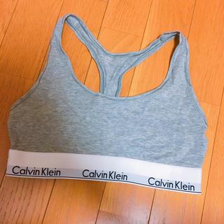 カルバンクライン(Calvin Klein)のカルバンクライン ブラレット(ブラ)