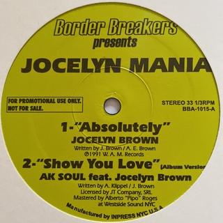 JOCELYN BROWN(R&B/ソウル)