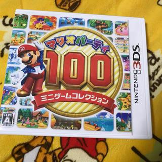 ニンテンドー3DS(ニンテンドー3DS)のマリオパーティ100  3DS (家庭用ゲームソフト)