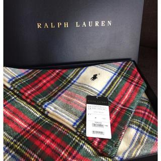 ラルフローレン(Ralph Lauren)の新品ブランケット(毛布)