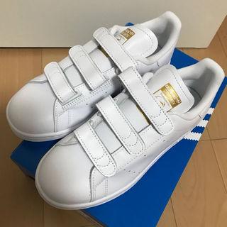 アディダス(adidas)の新品未使用 海外正規品 アディダス adidas スタンスミス  ベルクロ(スニーカー)