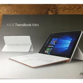 エイスース(ASUS)の新品!ASUS TransBook Mini R106HA-GR011T 送料込(ノートPC)