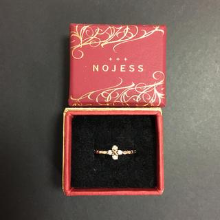 ノジェス(NOJESS)のnojess クローバーピンキーリング(リング(指輪))