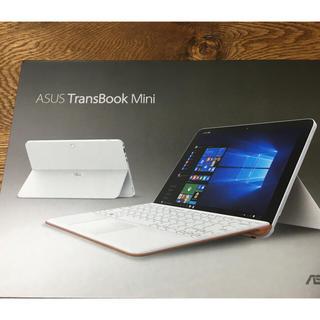 エイスース(ASUS)の【新品未使用】ASUS Transbook Mini R106H 送料無料(ノートPC)