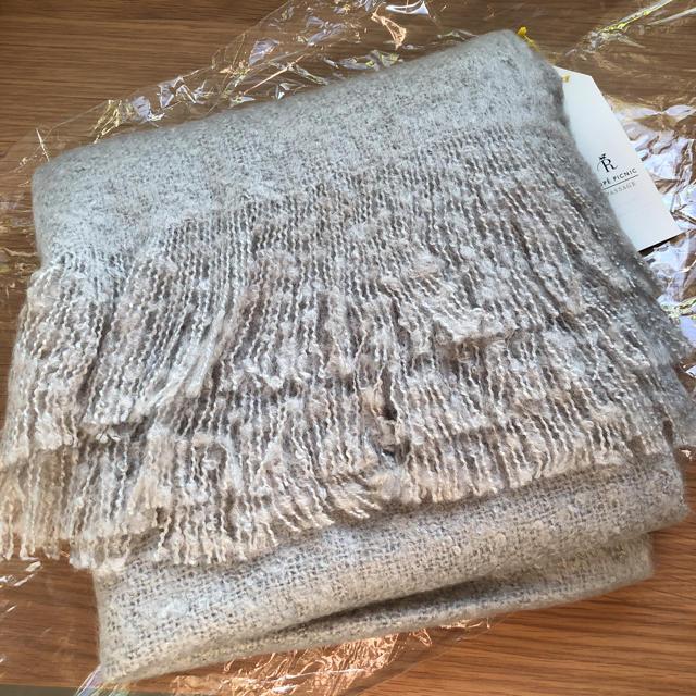 Rope' Picnic(ロペピクニック)のマフラー レディースのファッション小物(マフラー/ショール)の商品写真