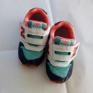 ニューバランス(New Balance)の子供用靴 スニーカー 15cm(スニーカー)