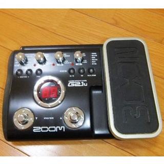 ズーム(Zoom)の値下げ マルチエフェクター Zoom G2.1u(エフェクター)