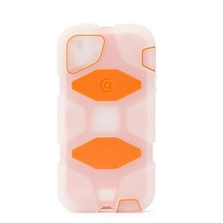 グリフィン(GRIFFIN)の【耐衝撃/防滴】Griffin Survivor iPhone 5/5s/SE(iPhoneケース)