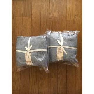 ムジルシリョウヒン(MUJI (無印良品))の無印良品カーテン幅100×丈200cm 2つ(その他)