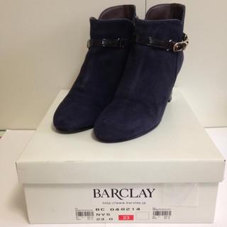 バークレー(BARCLAY)のBARCLAY     ショートブーツ(ブーツ)