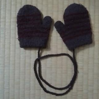 MUJI (無印良品) - 無印良品手袋2-3才