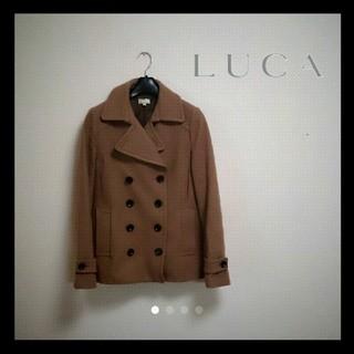 ルカ(LUCA)の☆SALE☆美品 LUCA ピーコート(ピーコート)