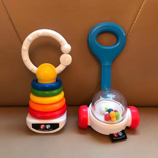 フィッシャープライス(Fisher-Price)の【新品未使用】フィッシャープライス おもちゃセット(がらがら/ラトル)