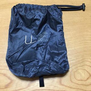 ユニクロ(UNIQLO)のウルトラライトダウン 収納袋(その他)