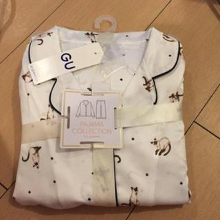 ジーユー(GU)のジーユー GU XL サテン キャット パジャマ (パジャマ)
