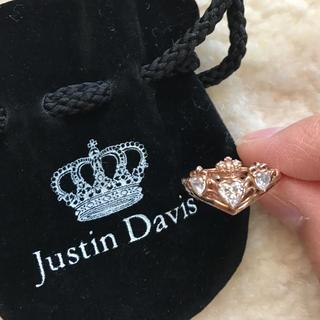 ジャスティンデイビス(Justin Davis)のジャスティンデイビス リング(リング(指輪))