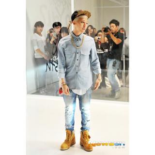 ビッグバン(BIGBANG)のBIGBANG g dragon キャップ(キャップ)