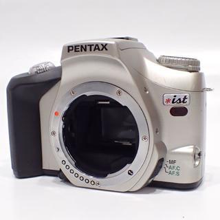 ペンタックス(PENTAX)のC116 PENTAX ist フィルムカメラ 作動確認済み 警察使用(フィルムカメラ)