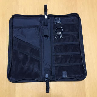 ムジルシリョウヒン(MUJI (無印良品))の無印良品 パスポートケース(ポーチ)