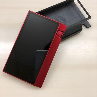 アイリバー(iriver)のiriver Astell&Kern AK70 Oriental Red(ポータブルプレーヤー)