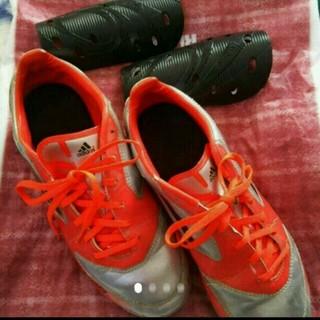アディダス(adidas)のアディダス サッカー スパイク プロテクター付(シューズ)