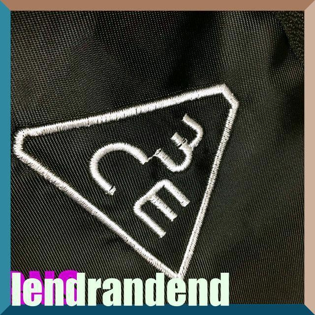 新品 縫製の甘いB品です! 3ce ポーチ ブラック レディースのファッション小物(ポーチ)の商品写真