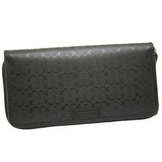 コーチ(COACH)のCOACH 財布 COACH F74546 BLK キャムデン (財布)