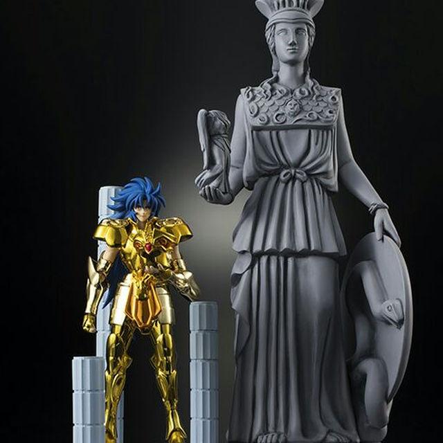 Initial Limited Saint Seiya Gemini Saga Figure