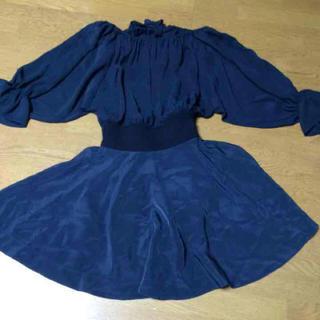 b7cec6cb2f5a8 スナイデル(snidel)のSnidel☆新品タグ付き ワンピース チュニック 二次会 ドレス(ミニ