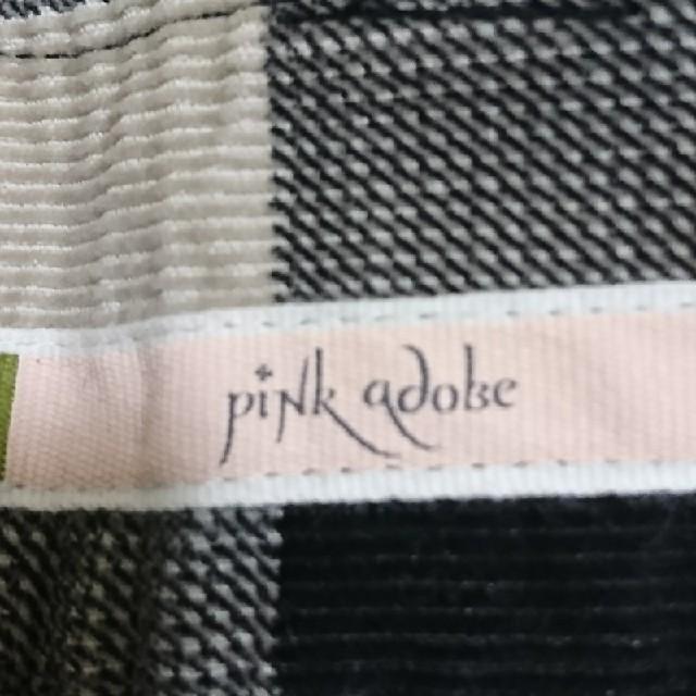 PINK ADOBE(ピンクアドべ)のチェックパンツ レディースのパンツ(ショートパンツ)の商品写真